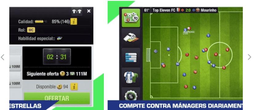 Top Eleven 2019 Manager Futbol