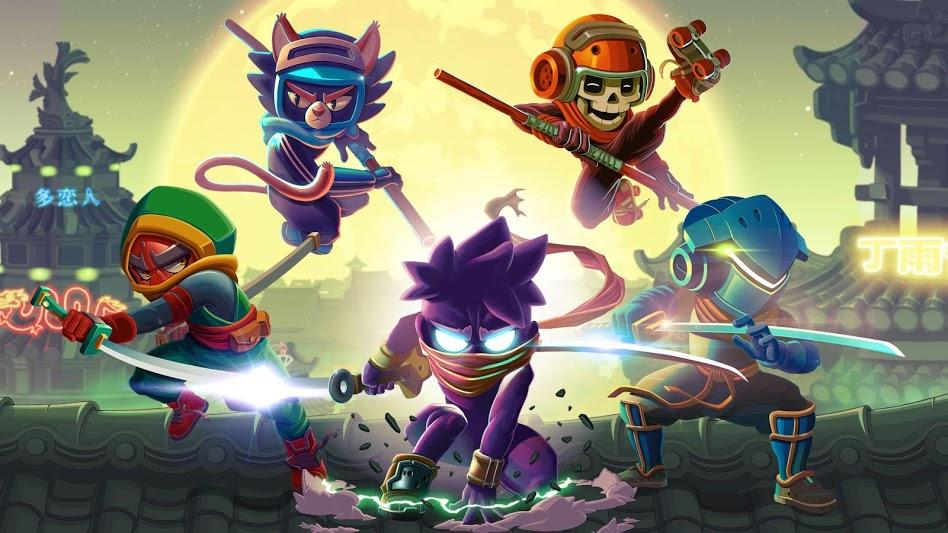 Ninja Dush Run