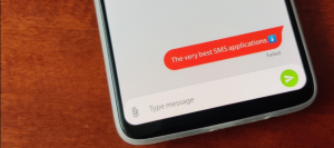 Recuperar SMS en Android