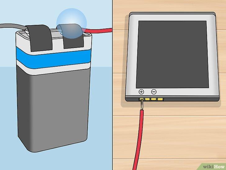 Arreglar batería