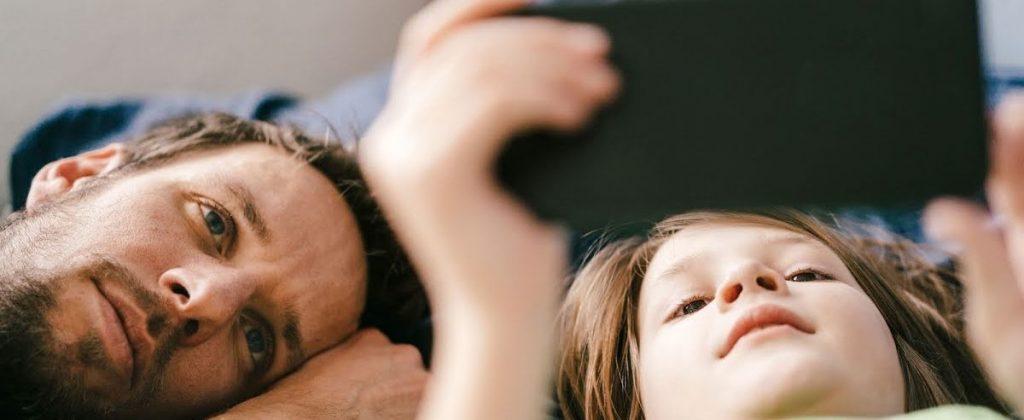 Control parental para navegar seguro en Internet