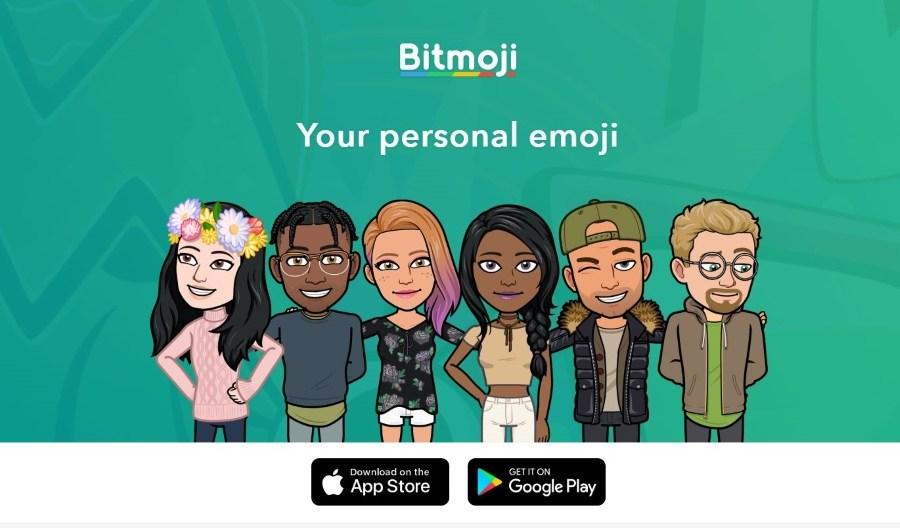 Bitmoji personalizar con tu cara