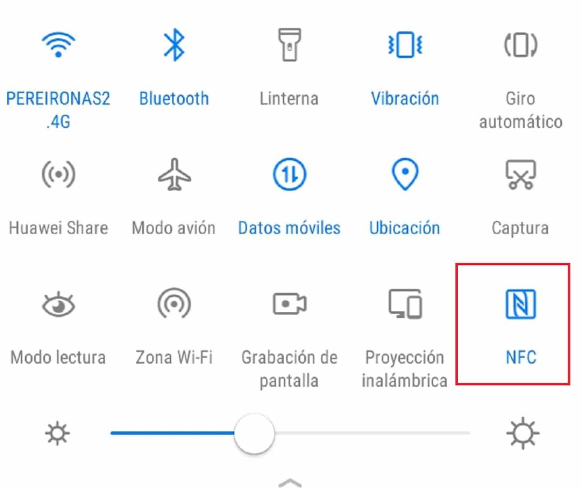 Cómo activar NFC en Android
