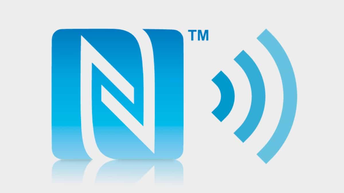 Logo de NFC Android