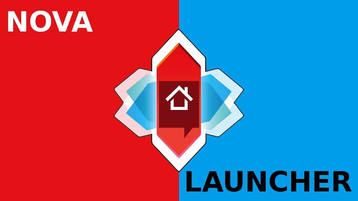 Nova Launcher para ocultar apps en Android