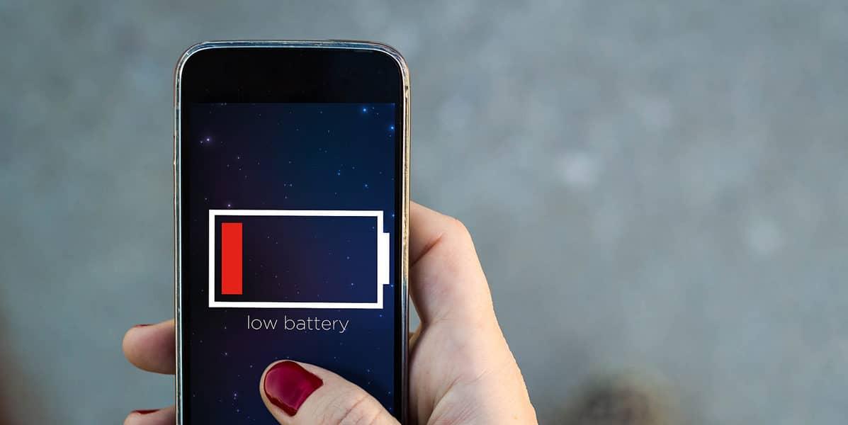 Revivir la Batería del móvil