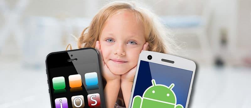 Control parental iOs y Android