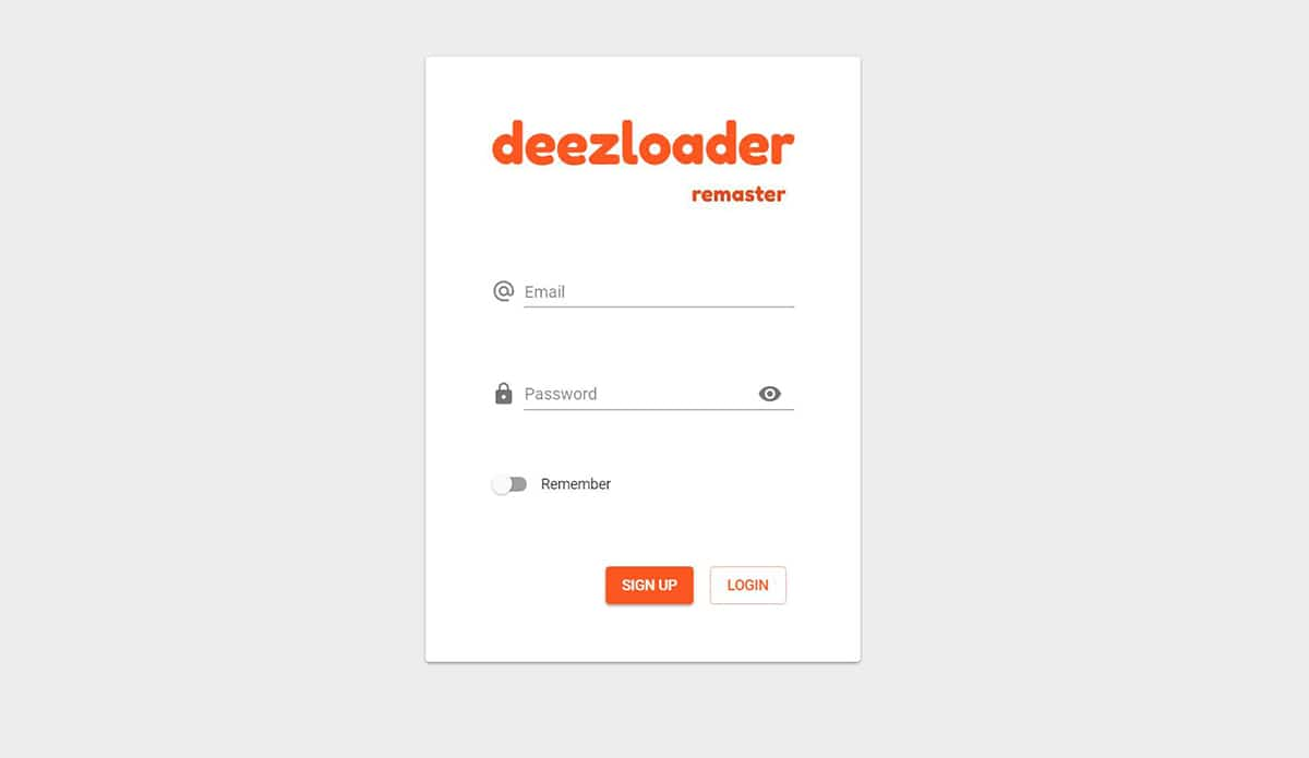Deezloader Master