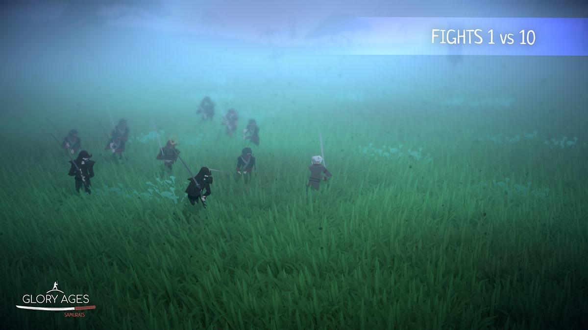 Glory Ages Samurais