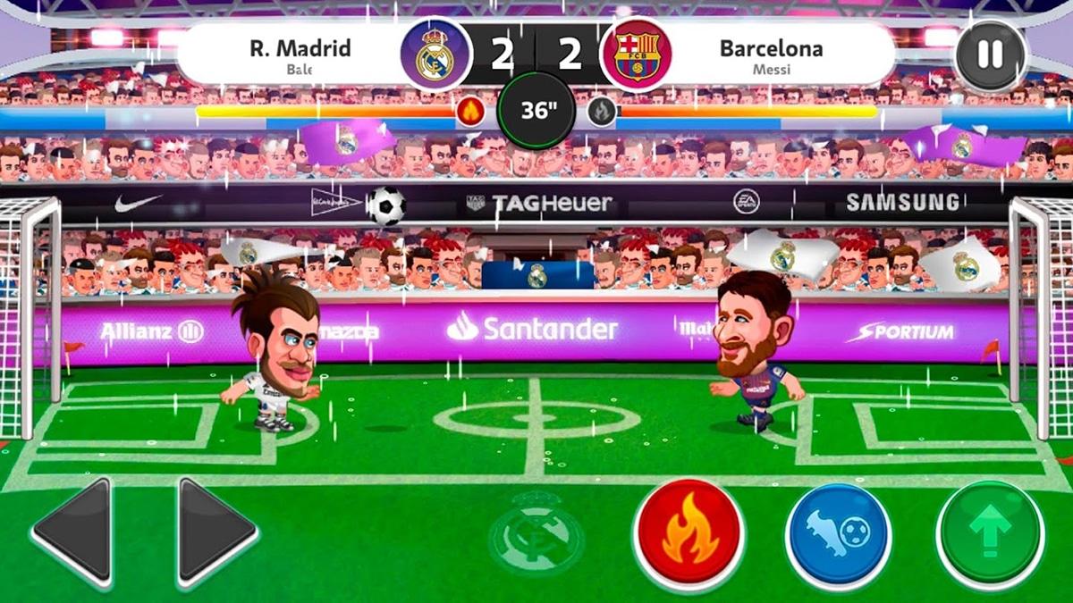 Head Soccer La Liga 2019