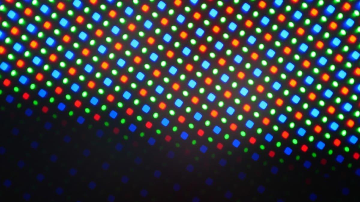 LEDs AMOLED en pantallas de teléfonos