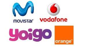 Operadoras de telefonía con móviles libres