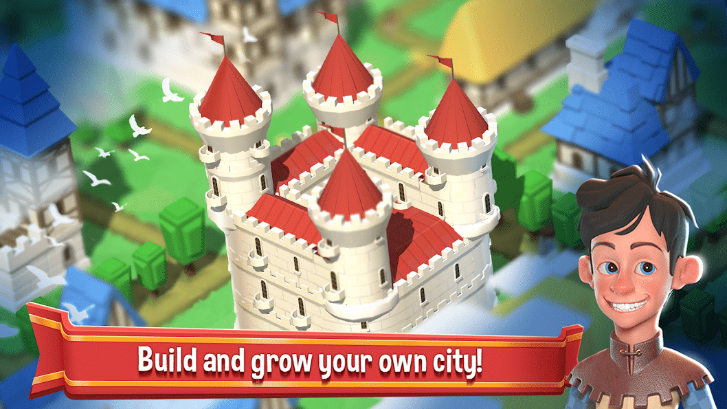 Crafty town