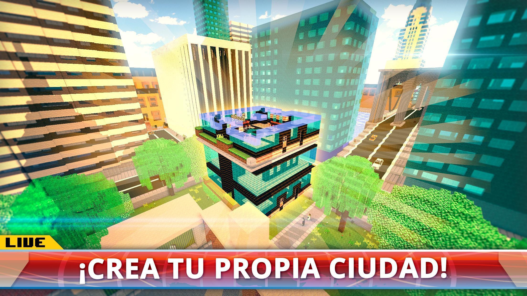 Mejores juegos de construir tu ciudad en Android