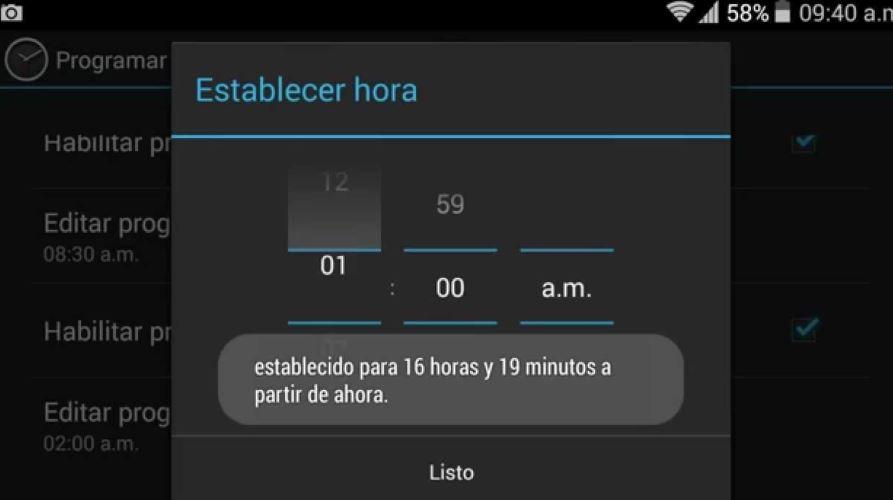 Reiniciar Android para solucionar el error de app detenida