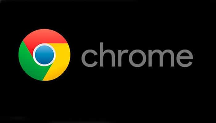 Google Chrome modo oscuro