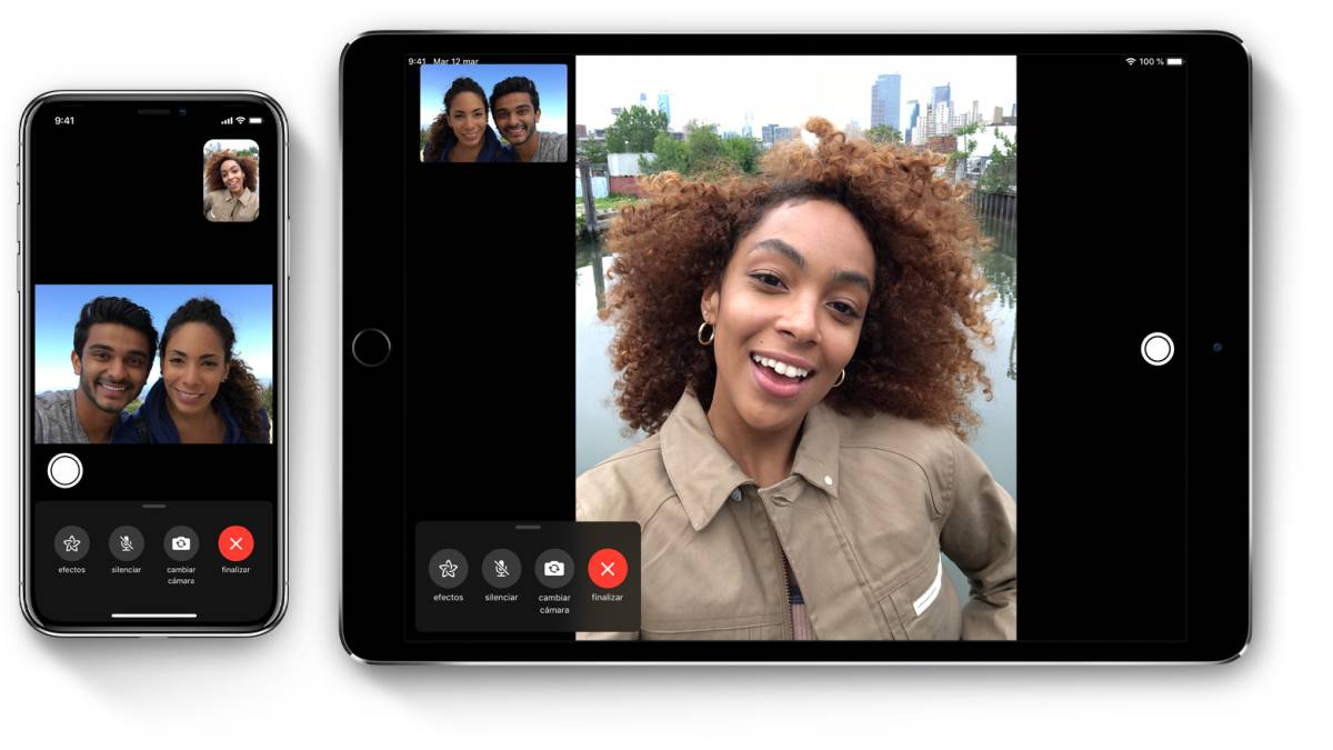Facetime App videollamadas