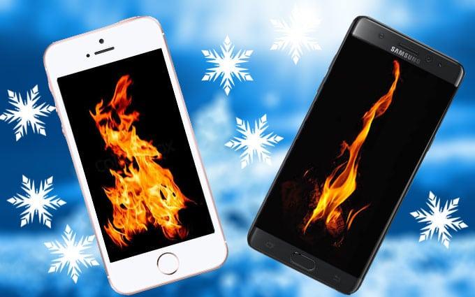 Cómo puedes evitar el calentamiento de tu móvil