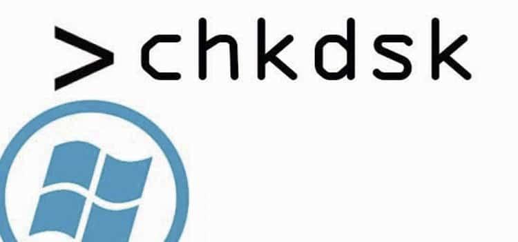 Recuperar imágenes dañadas con CHKDSK