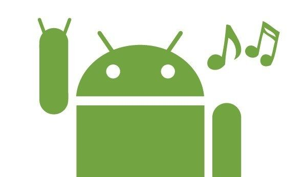 Aplicaciones de cantar en Android