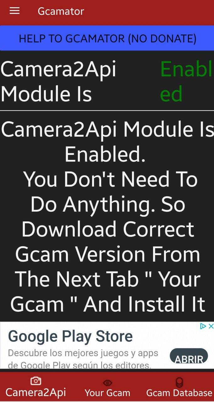 Instalar la Gcam en cualquier teléfono