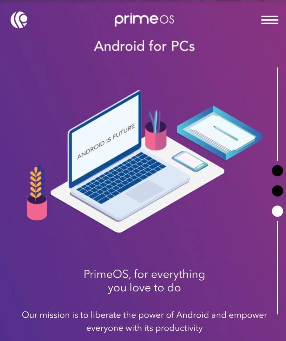 Prime OS instalar Android en tu PC fácil y sencillo