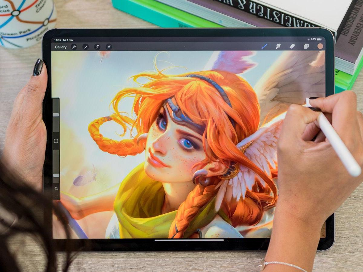 Mejores aplicaciones para dibujar con tableta en Android