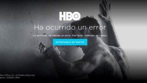 darse de baja HBO