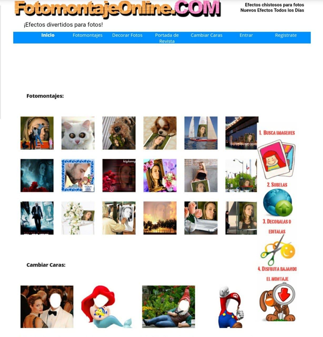 Fotomontajescom