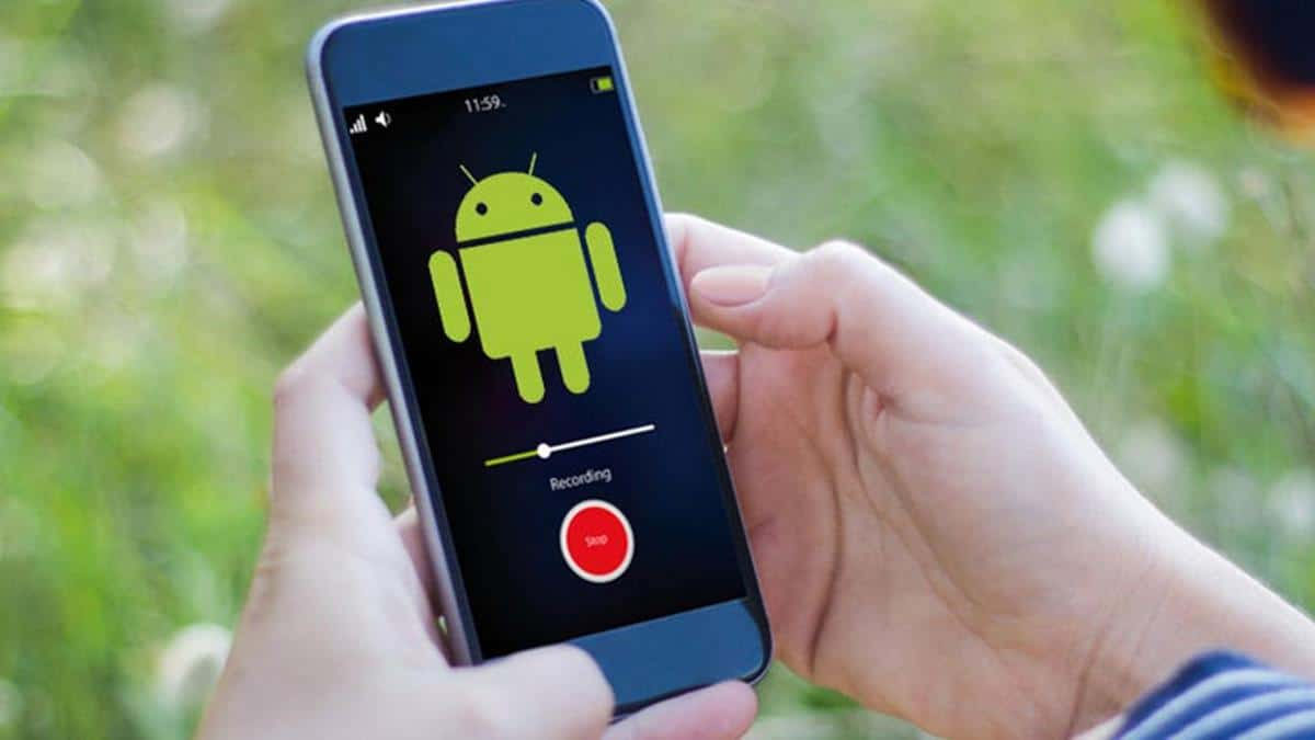 Grabadora de voz para Android