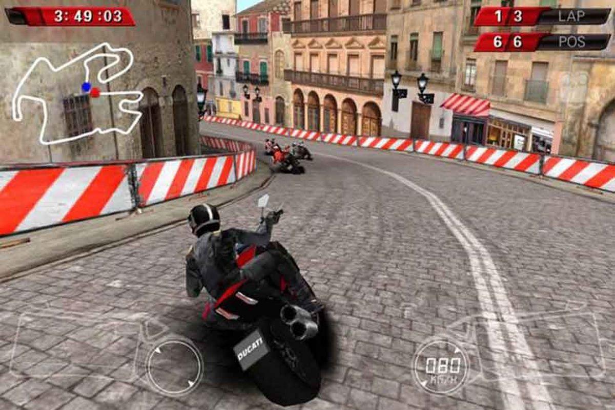 Juegos de motos para Android
