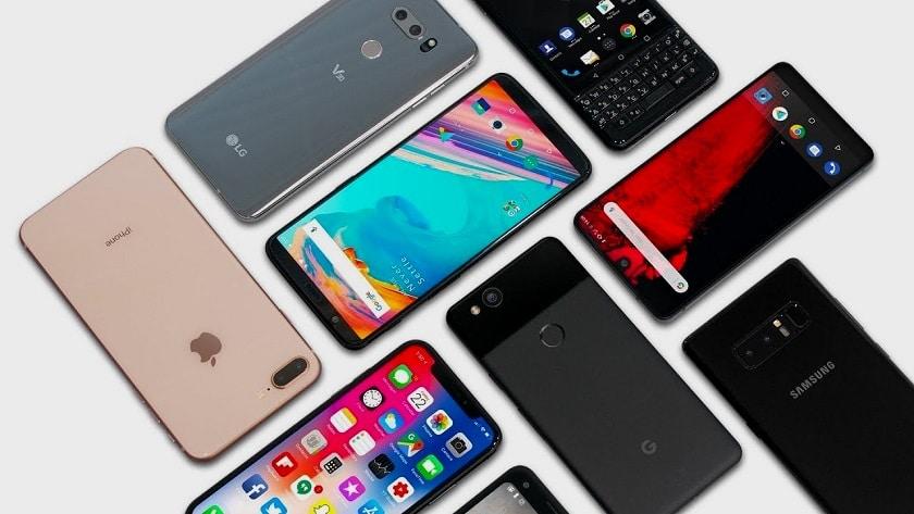 Móviles compatibles para duplicar apps