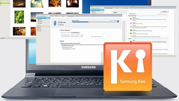 Samsung Kies instalación de drivers usb