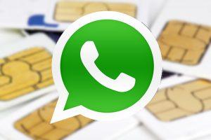 Tarjeta SIM WhatsApp