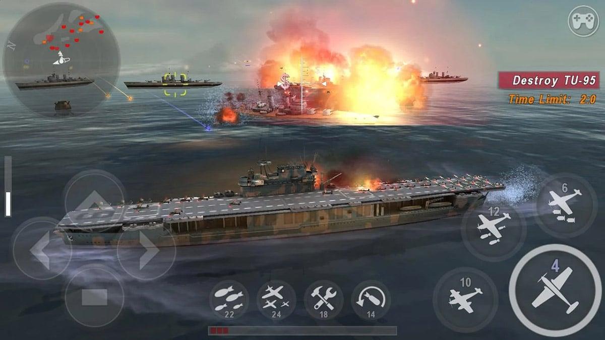 Warship 3D Battle