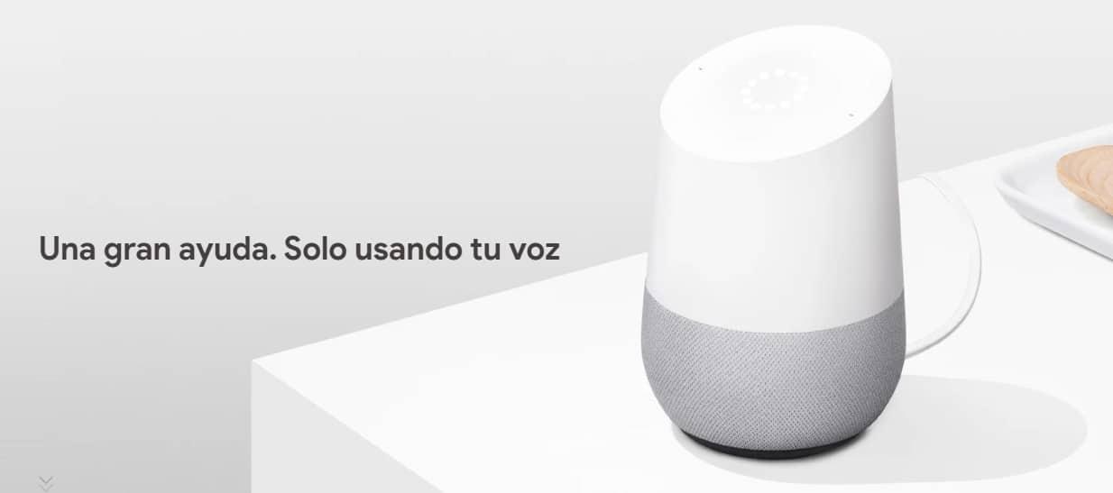 Más comandos para Google Home