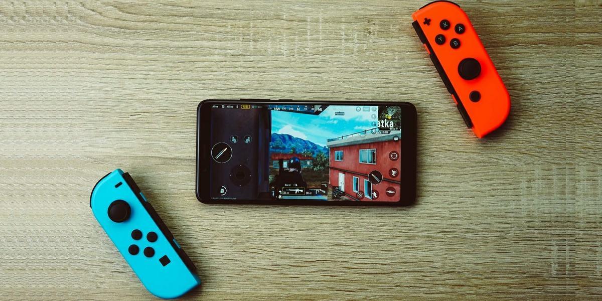 Como vincular tus mandos de la Nintendo Switch con Android