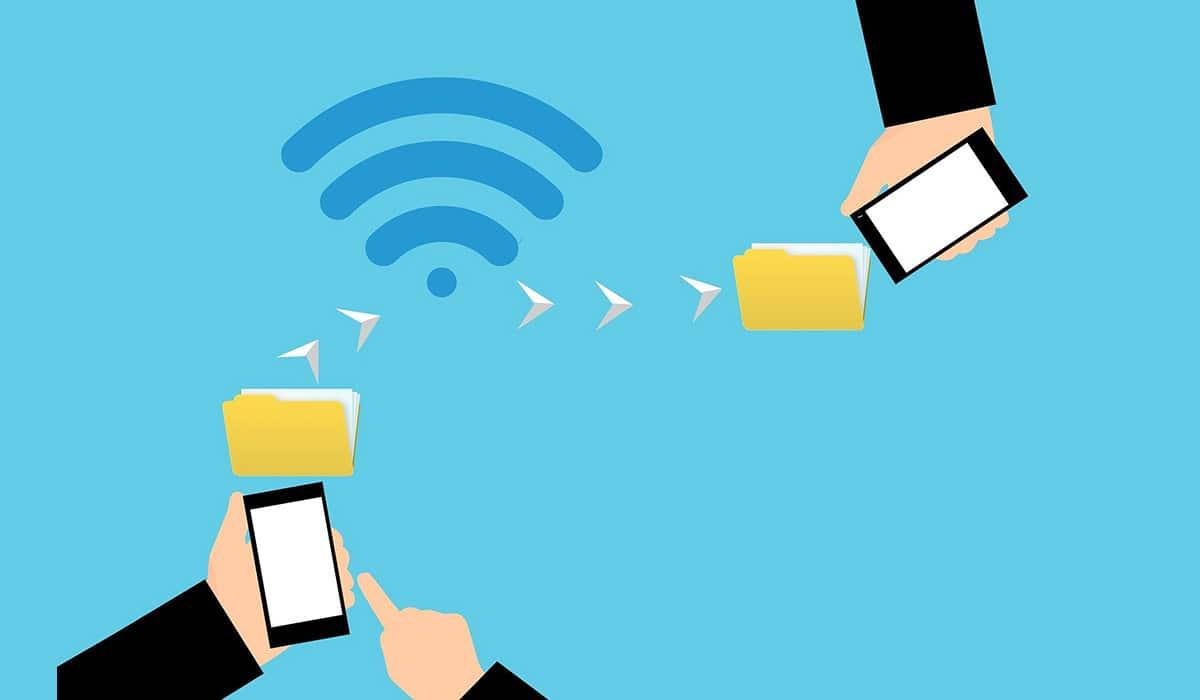 Compartir WiFi con otros móviles