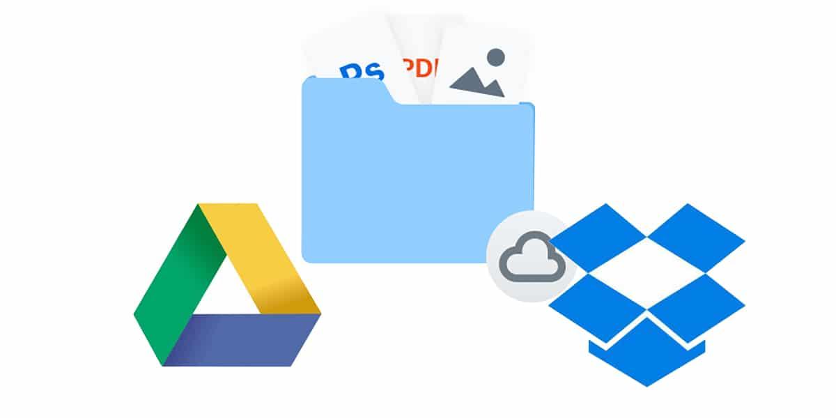 ¿Cuál es mejor? Google Drive o Dropbox