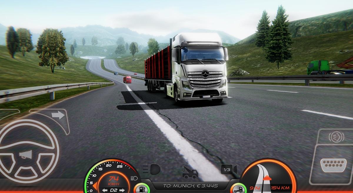 Mejores juegos de camiones