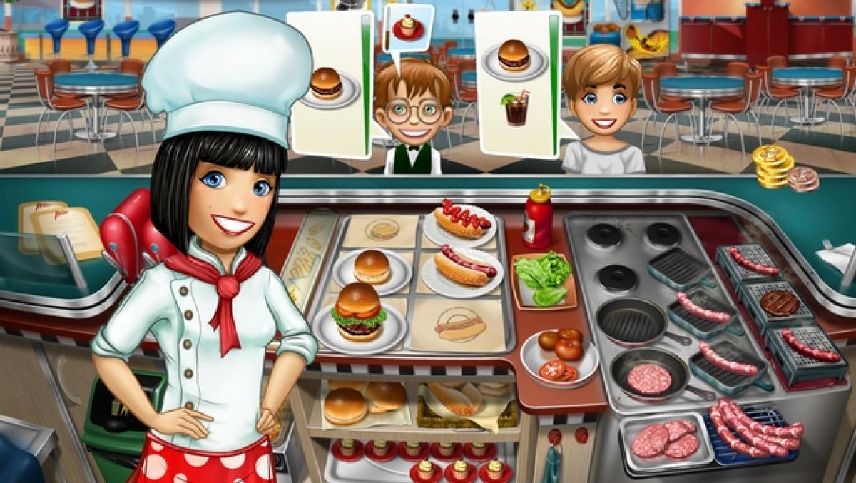 Los mejores juegos de cocina para Android