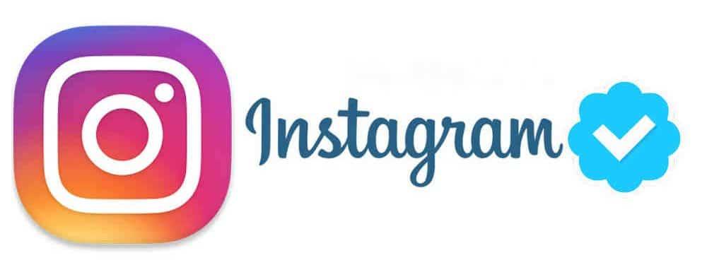 Logo de Instagram verificado