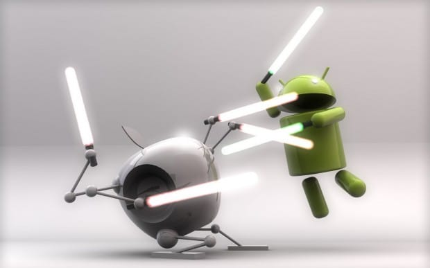 Apple o Android