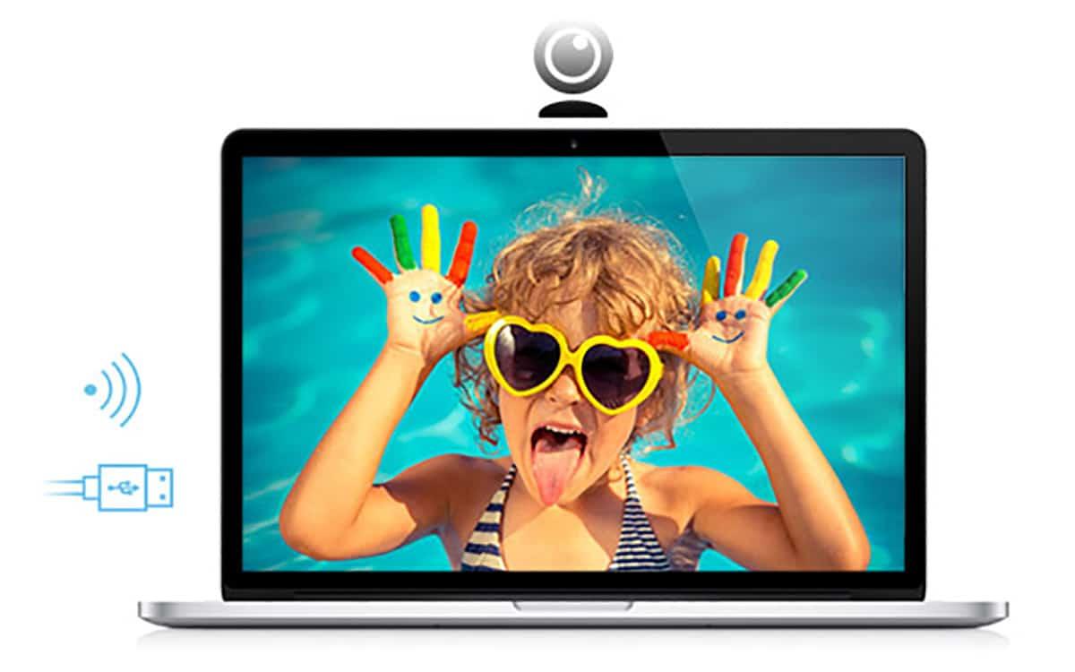 Cómo usar móvil como webcam