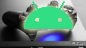 conectar mando PS4 a Android