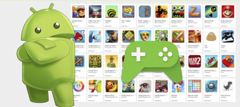Juegos que ocupan poco espacio en Android