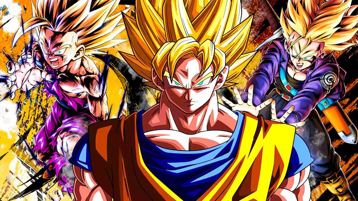 Dragon Ball Legends personajes