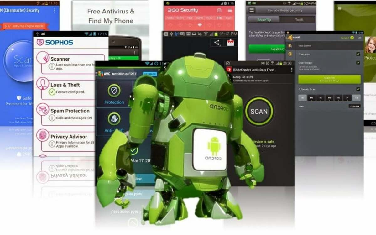 Antivirus Online ANdroid