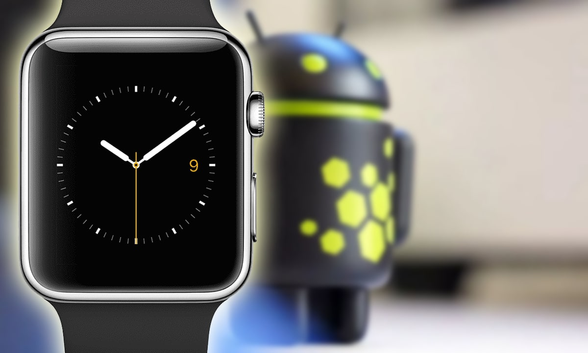 Apple Watch y Android