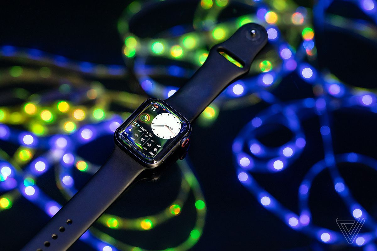 Apple Watch sincronizado con otros dispositivos